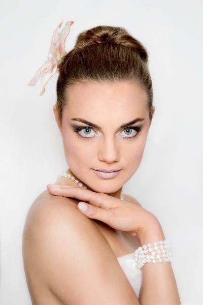 Braut Make-Up, Fotografin: Photo-Ocean.de