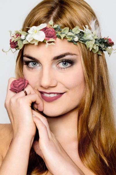 Frühlings-Make-Up Rose, Fotografin: Photo-Ocean.de