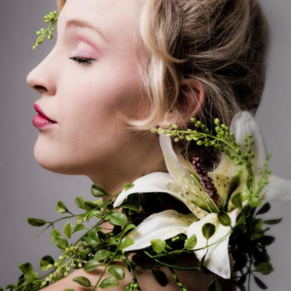 Frühlings-Make-Up Lilie, Fotografin: Photo-Ocean.de